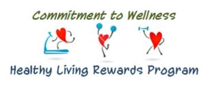 Commitment to Wellness Healthy Living Rewards Program